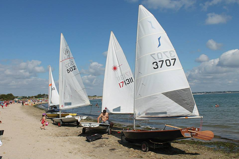 Studland Coastal Sail Weekend 2019