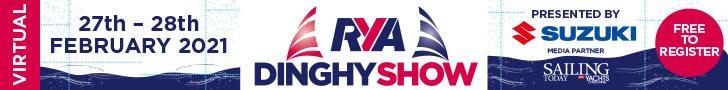 RYA Dinghy Show 27th & 28th Feb'21